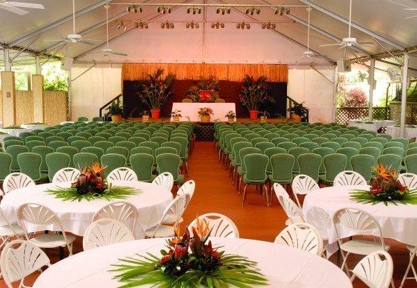 Aloha Pavilion