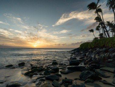 Napilikai Beach Resort Sunset View