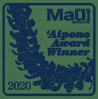 2020 Aipono Award