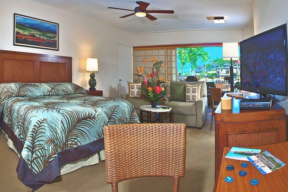 Garden View Family Studio & Hotel Room