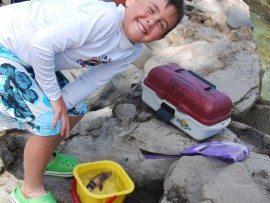 Keiki Fishing Napil Kai