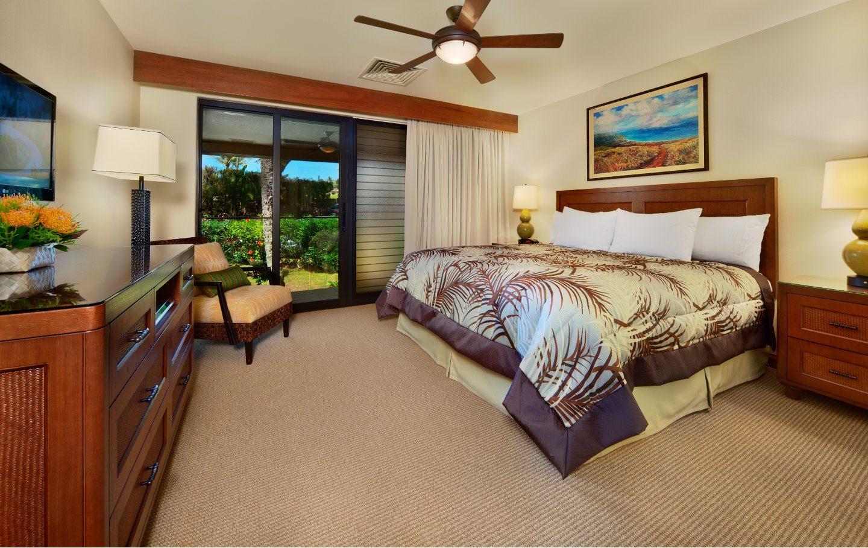 Napili Kai Beach Resort Rooms - 1 Bed Master View