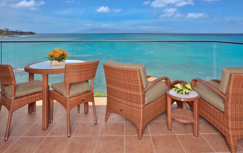 Napili Kai Beach Resort Rooms - 1 Bed Balcony View