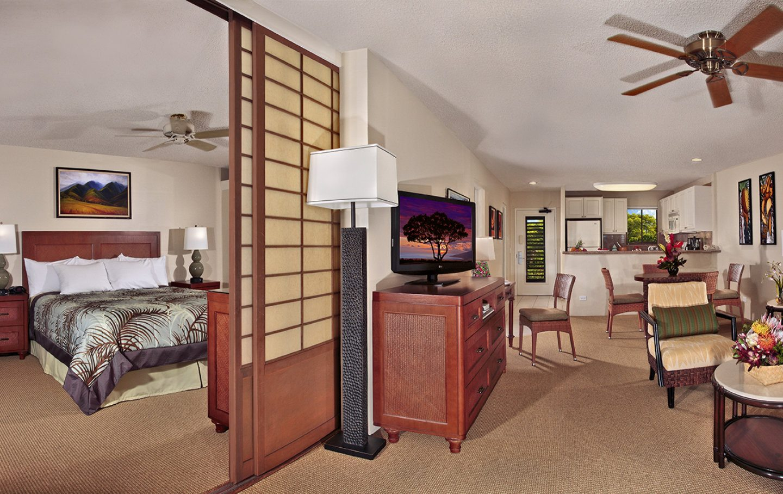 Napili Kai Beach Resort Rooms - OV 1-Bed