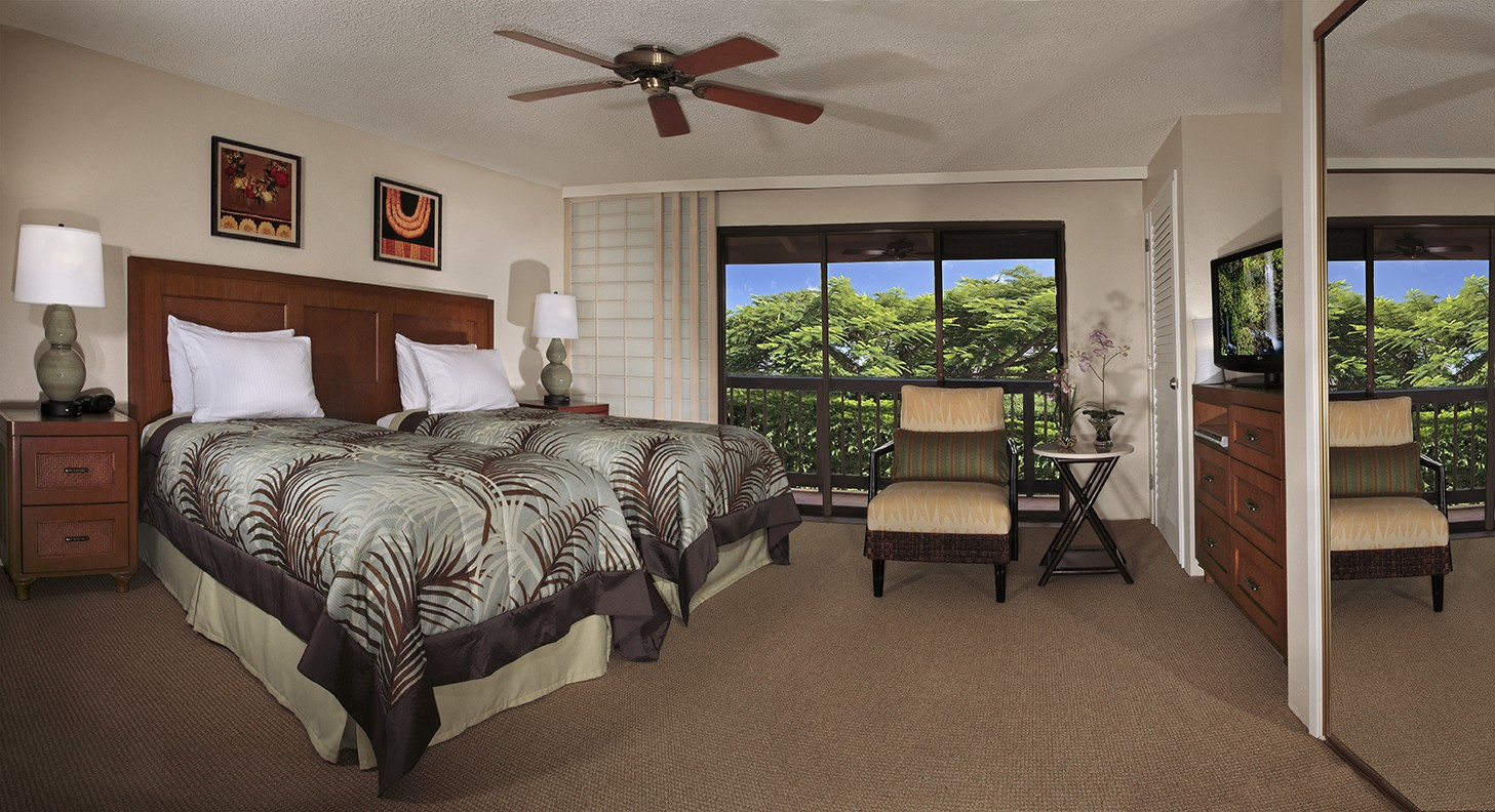 NKBR Rooms OV 2-Bed Master Bedroom