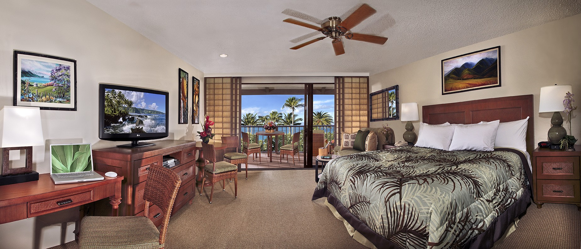 Rooms: Napili Kai Beach Resort