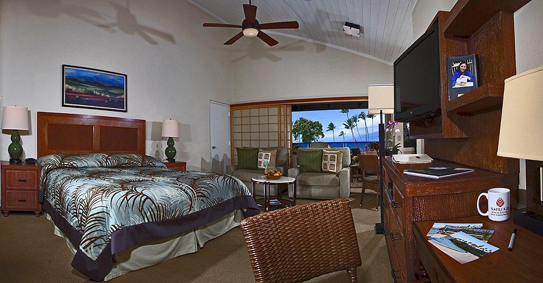 Ocean View Family Studio & Hotel Room