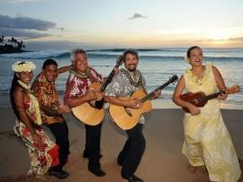 Hawaiian musicians
